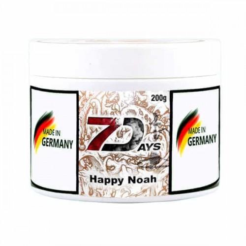 Табак 7Days Happy Noah (Счастливый Ной) - 200 грамм