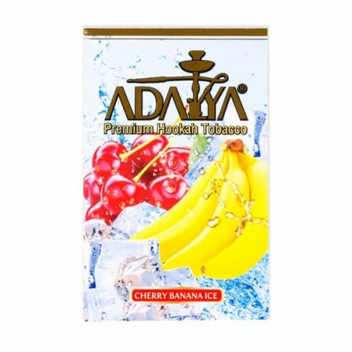 Tobacco Adalya Cherry Banana Ice (Ice Cherry Banana) - 50 grams