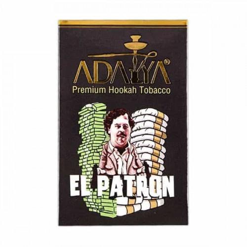 Тютюн Adalya El Patron (Ель Патрон) - 50 грам