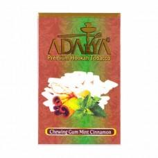 Табак Adalya Chewing Gum Mint Cinnamon (Мятная Жвачка Корица) - 50 грамм
