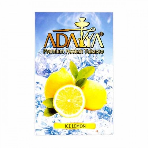 Tobacco Adalya Ice Lemon (Ice Lemon) - 50 grams