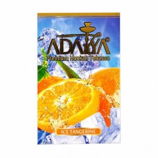 Tobacco Adalya Ice Tangerine (Ice Mandarin) - 50 grams