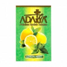 Табак Adalya Lemon Mint (Лимон Мята) - 50 грамм