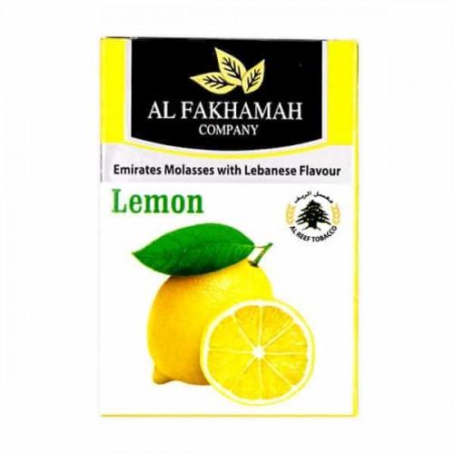 Табак Al Fakhamah Лимон - 50 грамм