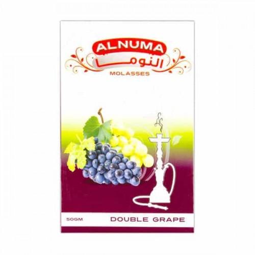 Табак Alnuma Double Grape (Двойной Виноград) - 50 грамм
