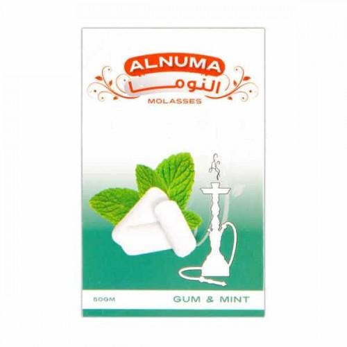 Табак Alnuma Gum Mint (Жвачка Мята) - 50 грамм