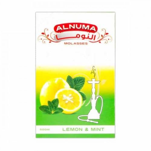 Табак Alnuma Lemon Mint (Лимон Мята) - 50 грамм