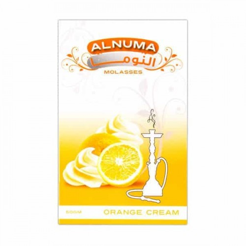 Табак Alnuma Orange Cream (Апельсин Крем) - 50 грамм