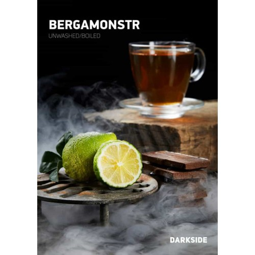Табак Darkside Medium Bergamonstr (Бергамот) - 250 грамм