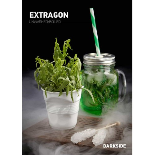 Табак Darkside Medium Extragon (Тархун) - 250 грамм