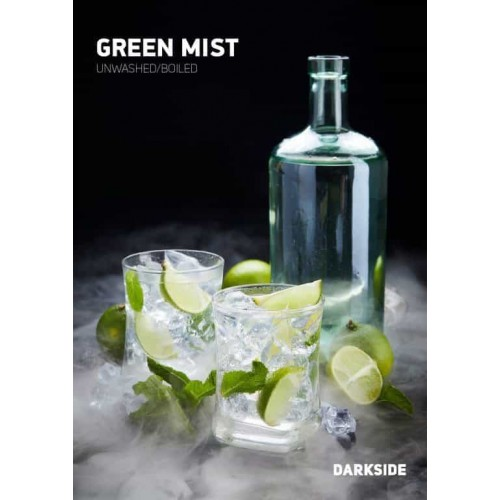 Тютюн Darkside Medium Green Mist (Зелений Туман) - 100 грам