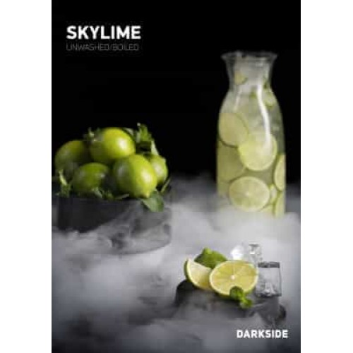 Табак Darkside Medium Skylime (Лайм) - 100 грамм