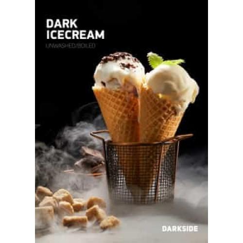 Табак Darkside Soft Dark Ice Cream (Шоколадное Мороженое) - 250 грамм