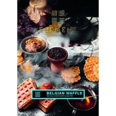 Табак Element Вода Belgian Waffle (Бельгийская Вафля) - 100 грамм