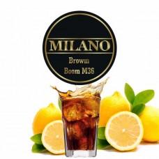 Табак Milano Brown Boom M36 (Темный Бум) - 500 грамм