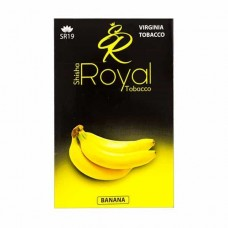 Табак Royal Banana (Банан) - 50 грамм