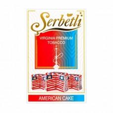 Табак Serbetli American Cake (Американский Пирог) - 50 грамм