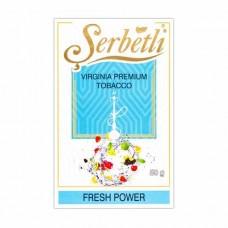 Тютюн Serbetli Fresh Power (Свіжа Енергія) - 50 грам