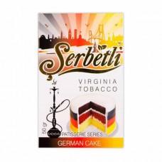 Табак Serbetli German Cake (Немецкий Пирог) - 50 грамм