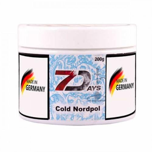 Табак 7Days Cold Nordpol (Холодный Северный Полюс) - 200 грамм