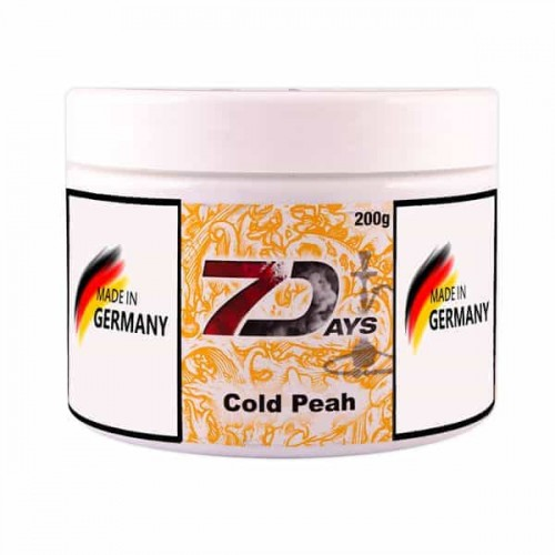 Табак 7Days Cold Peah (Холодный Персик) - 200 грамм