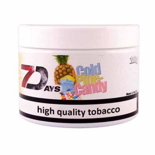 Табак 7Days Cold Pina Candy (Холодная Конфета) - 200 грамм