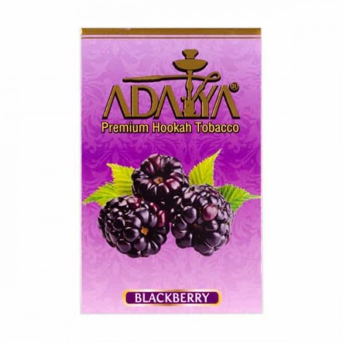Tobacco Adalya Blackberry (Blackberry) - 50 grams