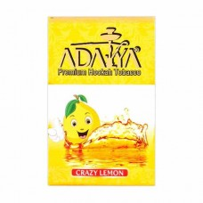 Tobacco Adalya Crazy Lemon (Crazy Lemon) - 50 grams