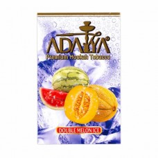 Табак Adalya Double Melon Ice (Лед Арбуз Дыня) - 50 грамм