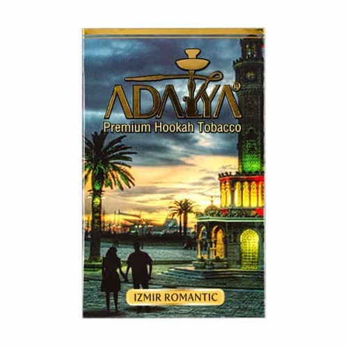 Tobacco Adalya Izmir Romantic (Romantic Izmir) - 50 grams