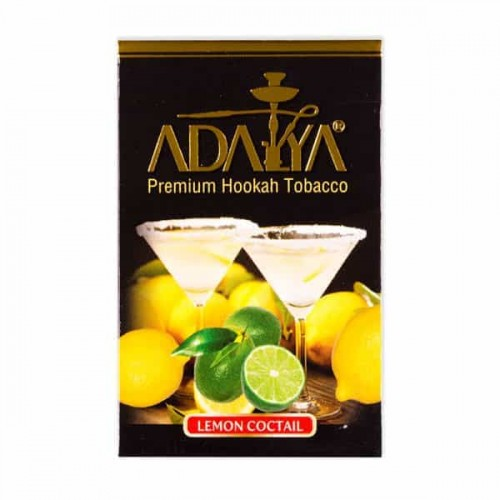 Tobacco Adalya Lemon Cocktail (Lemon Cocktail) - 50 grams