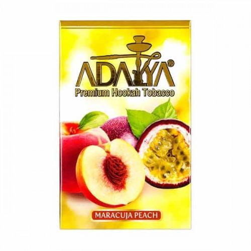 Табак Adalya Maracuja Peach (Маракуйя Персик) - 50 грамм