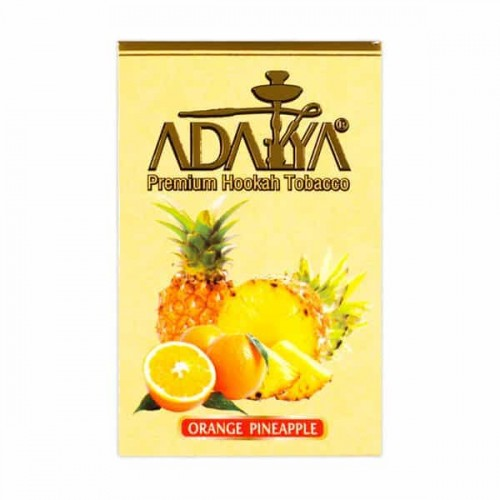 Tobacco Adalya Orange Pineapple (Orange Pineapple) - 50 grams