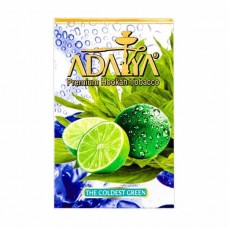Tobacco Adalya Coldest Green (Icy Green) - 50 grams