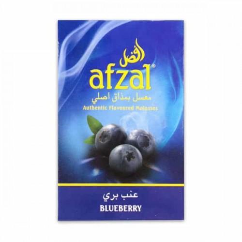 Табак Afzal Черника - 50 грамм