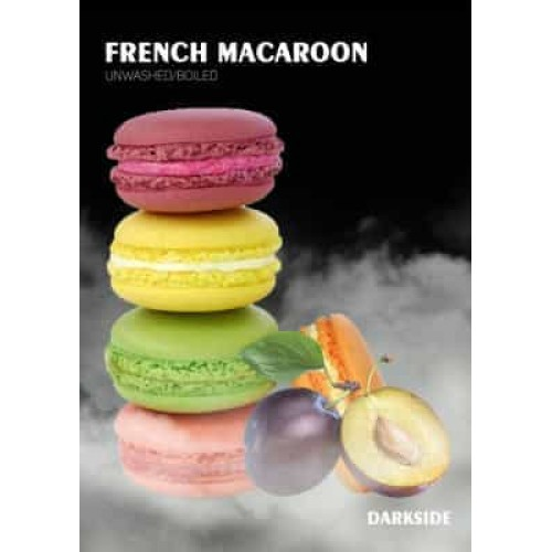 Тютюн Darkside Medium French Macaroon (Французьке Печиво) - 100 грам