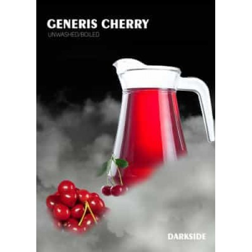 Табак Darkside Medium Generis Cherry (Вишня) - 100 грамм
