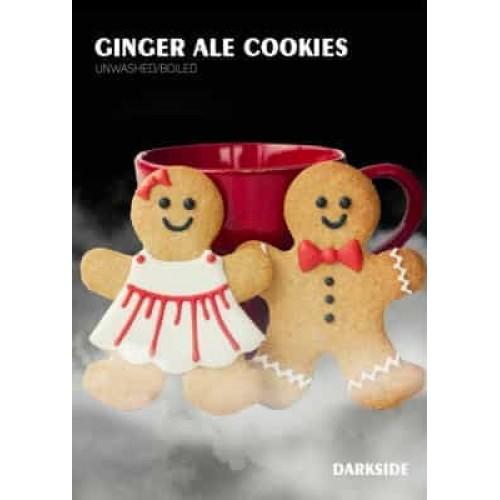 Табак Darkside Medium Ginger Ale Cookies (Имбирное Печенье) - 100 грамм