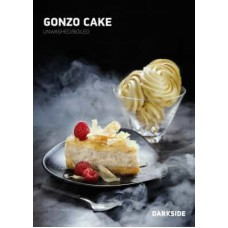 Tobacco Darkside Medium Gonzo Cake (Cheesecake) - 100 grams