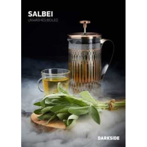 Тютюн Darkside Medium Salbei (Шавлія) - 250 грам
