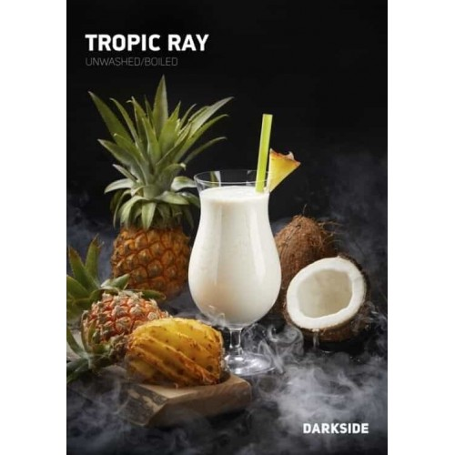 Табак Darkside Medium Tropic Ray (Тропик Рэй) - 100 грамм