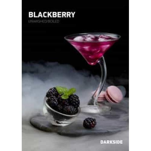 Табак Darkside Rare Blackberry (Ежевика) - 100 грамм