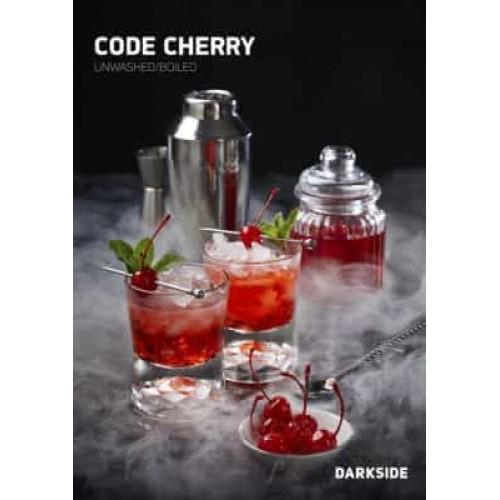 Табак Darkside Rare Code Cherry (Вишневый Код) - 100 грамм