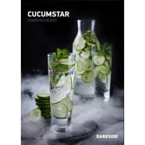 Тютюн Darkside Rare Cucumstar (Огірок) - 100 грам