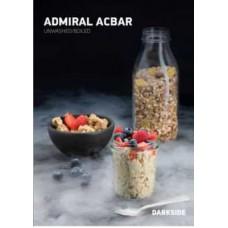 Tobacco Darkside Soft Admiral Acbar Cereal (Oatmeal Porridge) - 100 grams