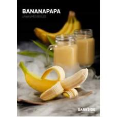 Табак Darkside Soft Bananapapa (Бананапапа) - 100 грамм