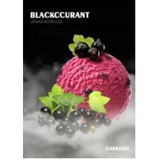 Табак Darkside Soft Blackcurrant (Черная Смородина) - 250 грамм
