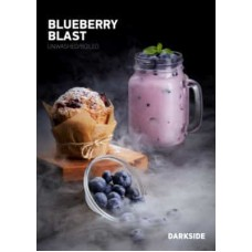 Табак Darkside Soft Blueberry Blast (Черничный Взрыв) - 250 грамм
