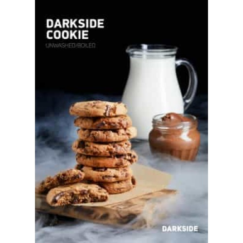 Тютюн Darkside Soft Darkside Cookie (Шоколадне Печиво з Бананома) - 100 грам