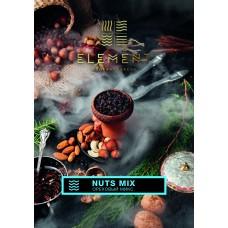 Тютюн Element Вода Nuts Mix (Горіховий Мікс) - 100 грам